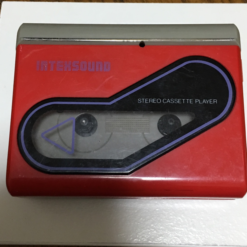 intexsound g5090 インテックスサウンド カセットプレイヤー