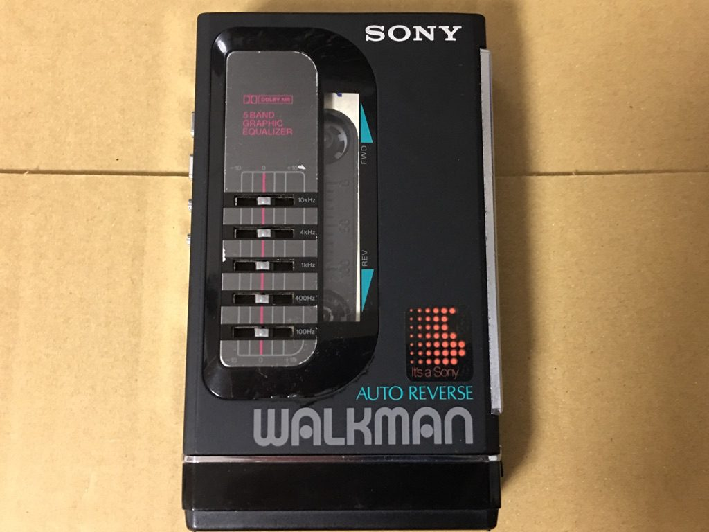 SONY Walkman WM-104