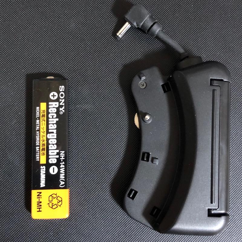 ガム電池とEBP-104