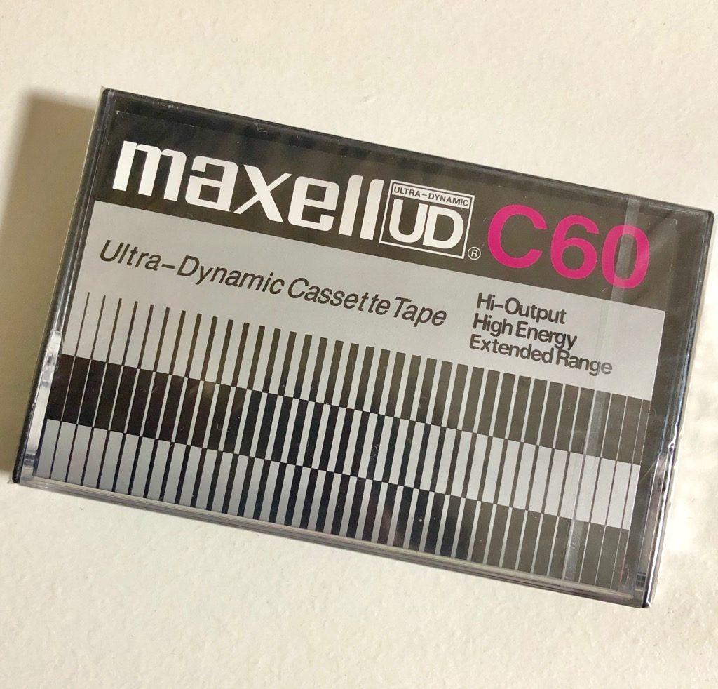 マクセル UD60 復刻版