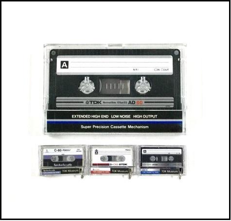 TDK カセットテープガチャ