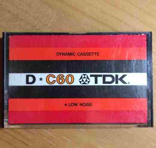 TDK D C60