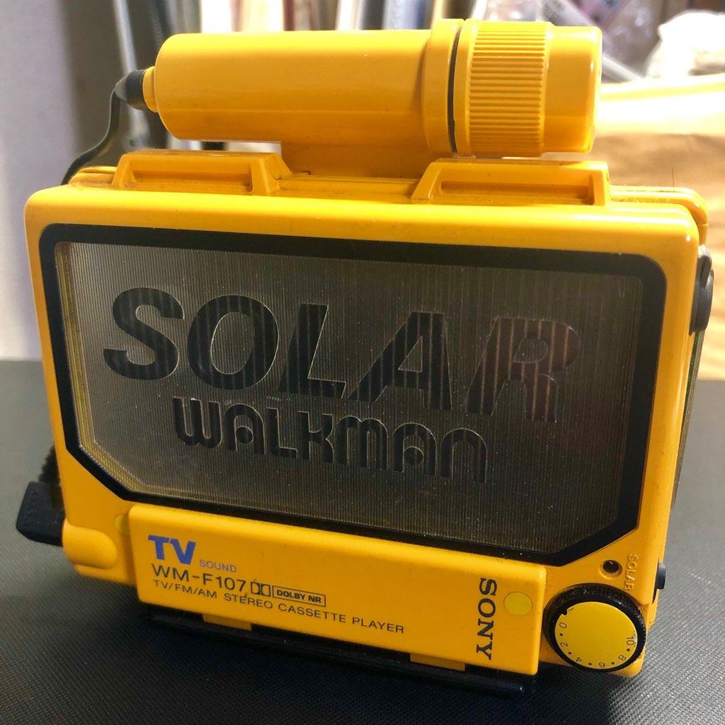 SONY WM-F107