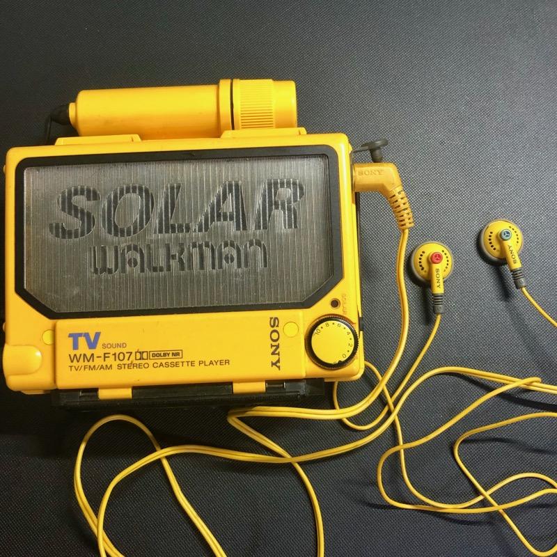 SONY WM-F103とMDR-E215