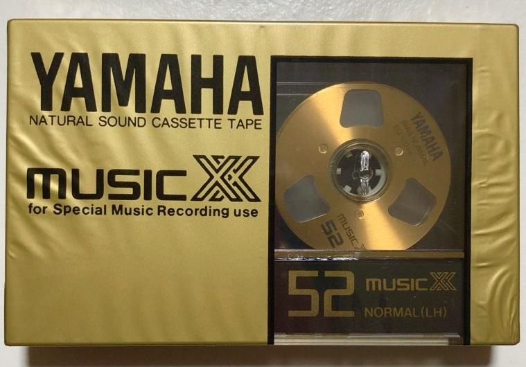 YAMAHA MUSIC XX